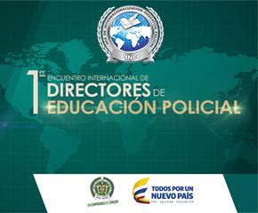 Primer Encuentro de Directores de Educación Policial