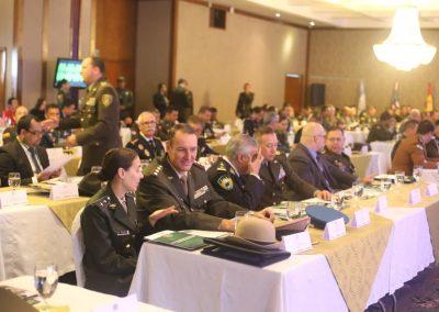 Galería de fotos del Segundo Encuentro de Directores de Educación Policial RINEP