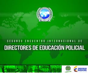 Segundo Encuentro de Directores de Educación Policial