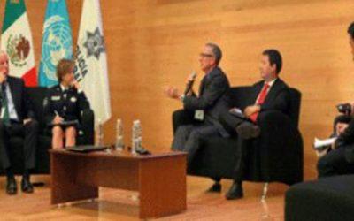 """Policía Federal y UNODC inauguran el foro internacional """"Red de Capacitaciones Para la Aplicación de la Ley"""""""
