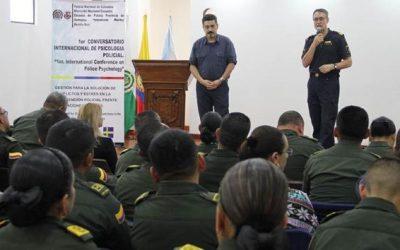 Conversatorio Internacional de Psicología Policial