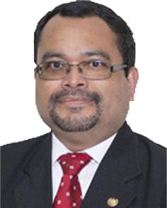 Licenciado Jaime Edwin Martínez Ventura de la Academia Nacional de Seguridad Pública