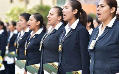 Policía Nacional del Perú capacita sus funcionarios contra crimen organizado