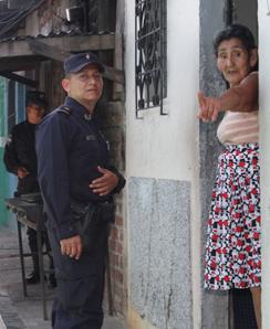 Policial Nacional Civil de El Salvador